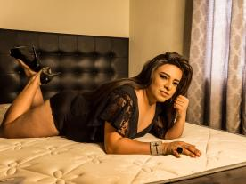 Webcam erótica con Samanta Ferrer