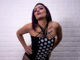 Webcam erótica con Tania Jackson