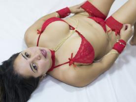 Webcam erótica con Florence Swan