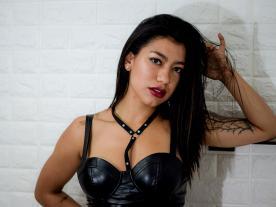 Webcam erótica con Violeth Mckensy