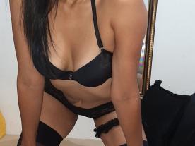 Webcam erótica con Brinaconde