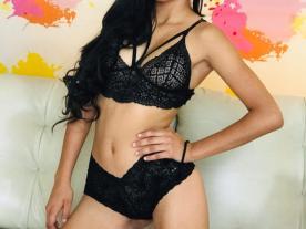 Webcam erótica con Corina Garcia